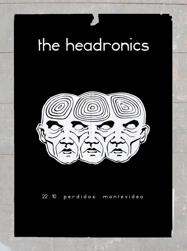 Poster The Headronics